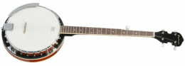 Jameson 5 or 6 String Closed Backed Banjos